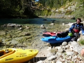 Kurz cvičitelů vodní turistiky, Ausbildungskurz
