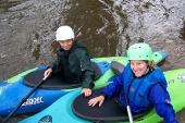 Seminář instruktorů vodní turistiky, Ausbildungskurz