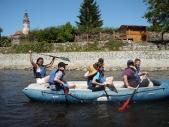 Školní vodácké kurzy/výlety s programem,Schulen-Programme
